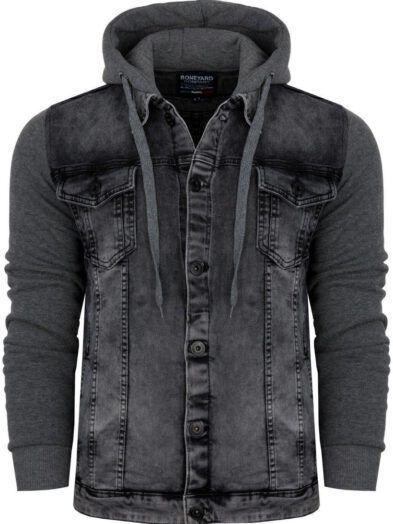 Bluza z kapturem Black Label Jeans Art-8001