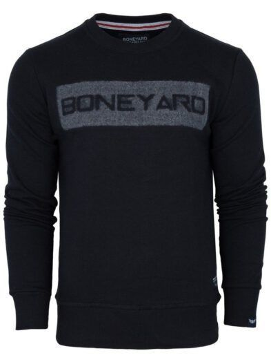 Klasyczna bluza Boston męska bluza Boneyard art-8201