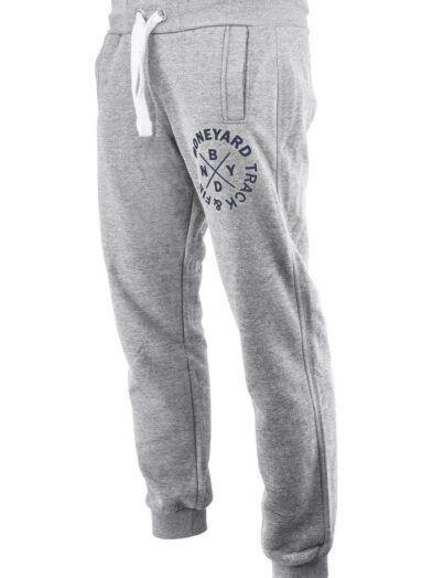 Spodnie Dresowe Szare Art-7832