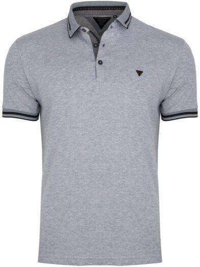 Koszulka Polo Szara BY6030