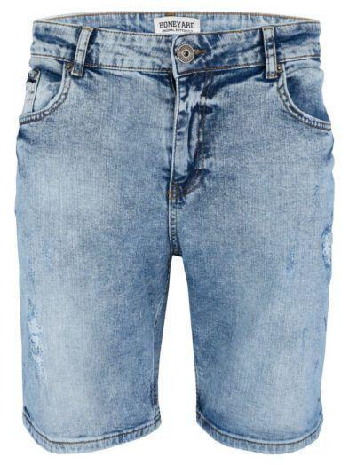 Krótkie Spodenki Męskie Jeansowe Szorty Missouri Art-1006